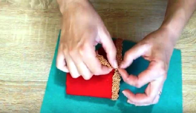 Елочка топотушка своими руками- Мастер класс елочка на ножках